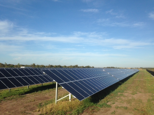 barwon water solar farm